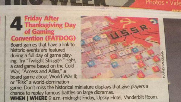 Fatdog mentioned in Newsday!