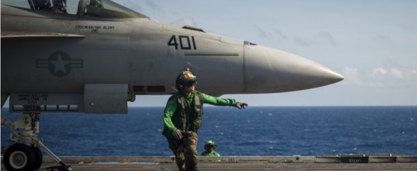 The National Interest: The Shocking Secret Why America's Aircraft Carriers Dominate the World's Oceans