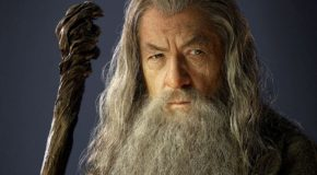What is Gandalf's favorite weapon?