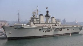 The National Interest: The Royal Navy Only Has 26 Combat Vessels