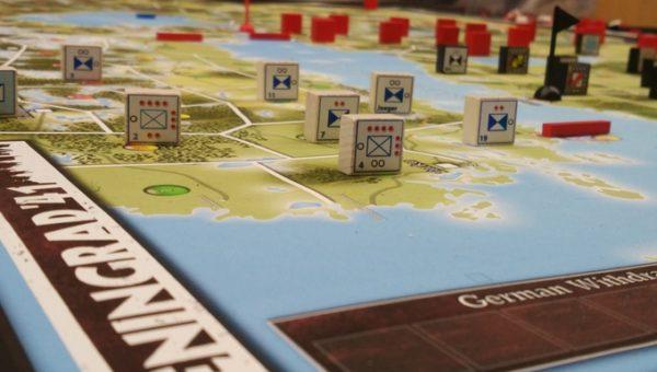 Leningrad '41; Strategy Game, Battle on the Eastern Front on Kickstarter