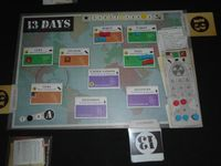 13 Days: The Cuban Missile Crisis, 1962 - BGG