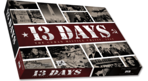 13 Days: The Cuban Missile Crisis, 1962 – A Boardgaming Way Review