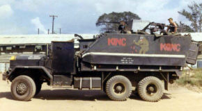When the Army went Mad Max: Vietnam gun trucks (16 PHOTOS)