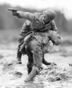 Never Leave  Man Behind
