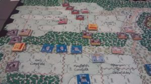 """""""Thunder in the Ozarks: The Battle of Pea Ridge, March 1862"""" – A Boardgaming Way Review"""