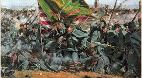 The Irish Brigade at Gettysburg video