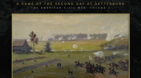 "Video Unboxing of Revolution Games: ""Longstreet Attacks: The Second Day at Gettysburg"""