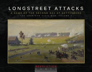 "New After-Action-Report for the ""Emmittsburg Road"" scenario of ""Longstreet Attacks"""