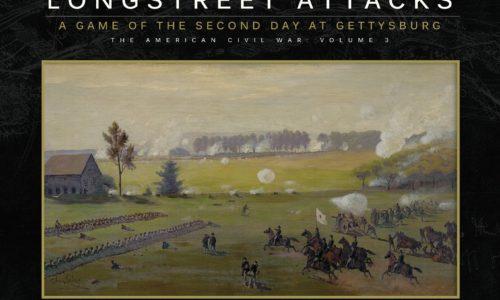 Longstreet Attacks
