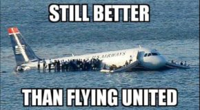 United Airlines Week in Review