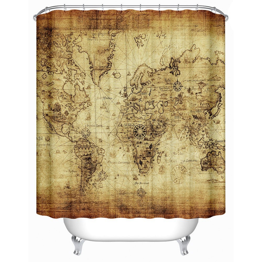the boardgaming way more shower curtain maps as alternative to game mats. Black Bedroom Furniture Sets. Home Design Ideas