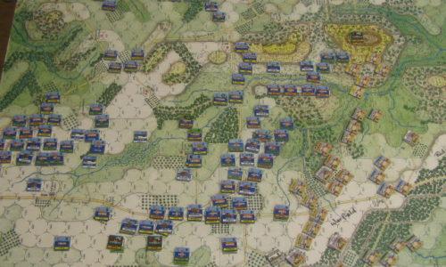 Longstreet Attacks A