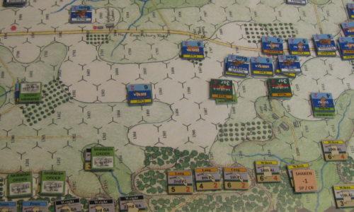 Longstreet Attacks B