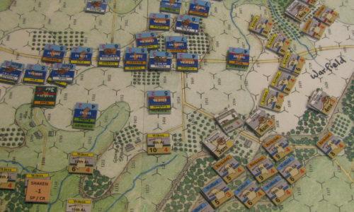 Longstreet Attacks C