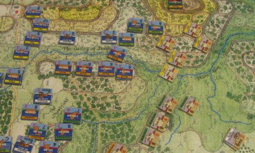 Longstreet Attacks E