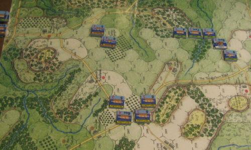 Longstreet Attacks F