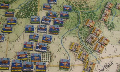 Longstreet Attacks G