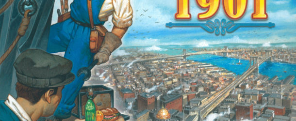 """""""New York 1901"""" from Blue Orange – A Boardgaming Way Review"""