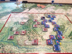 """Longstreet Attacks"" Playtest – The Whirlpool Scenario"