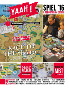 """Race to The Sea"" – A Review of The Hermann Luttmann Design in Yaah! 8"