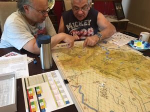 """At Any Costs: Playtest of the """"It Will Cost What it Will"""" Scenario"""