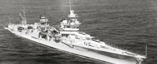 "Popular Mechanics: ""Researchers Find Wreckage of WWII-era USS Indianapolis"""