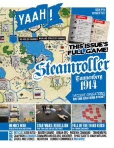 Steamroller: Tannenberg – 1914 in Yaah! #10 on Sale now