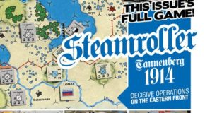 Steamroller: Tannenberg – 1914 in Yaah! #10 on Sale now