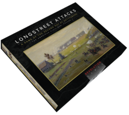 "Revolution Games ""Longstreet Attacks"" components arrive!"