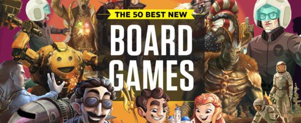 Popular Mechanics: The 50 Best New Board Games