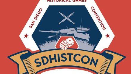 San Diego Historical Games Convention ​​November 10, 11 and 12, 2017