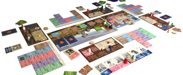 Obsession: Pride, Intrigue, & Prejudice in Victorian England on Kickstarter