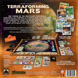 Every Game is Awesome 36: Terraforming Mars – A Video Review