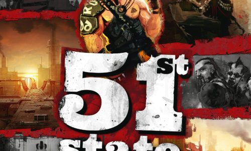 """51st State - The Master Set"" front cover"