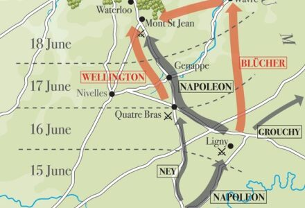 Waterloo map