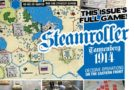 """Yaah! #10 (with issue game """"Steamroller – Tannenberg 1914"""") is now on Sale"""