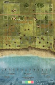Crowbar! : The Rangers at Pointe Du Hoc from Flying Pig Games – A Review