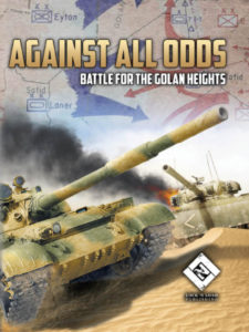 """LNL: """"Against the Odds – Battle for the Golan Heights"""" – A Boardgaming Way Review"""