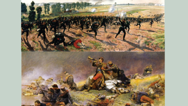 """The Players' Aid: """"It will cost what it will!"""" – A Review of At Any Cost: Metz 1870 from GMT Games"""