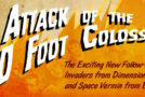 "Geek City USA – Video Review of ""Attack of the 50-Foot Colossi"""