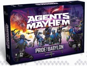 ACADEMY GAMES LAUNCHES NEW SCI-FI IMPRINT