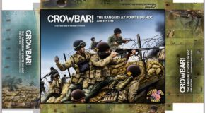Stuka Joe: Crowbar! The Rangers at Pointe Du Hoc Mechanics @ Play