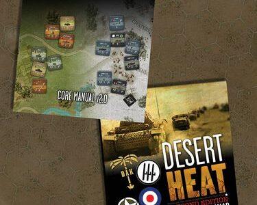 Desert Heat manual
