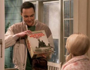 """""""Campaign for North Africa"""" on Big Bang Theory"""