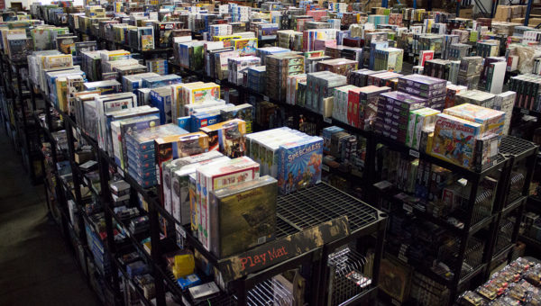 """""""Funagain Games"""" Going Out of Business Sale !"""