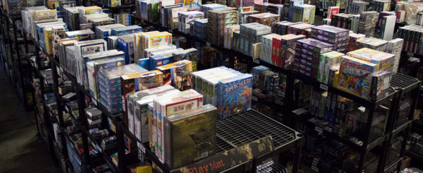 """Funagain Games"" Going Out of Business Sale !"