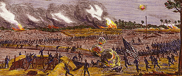 Popular Mechanics: 10 of America's Hidden Battlefields