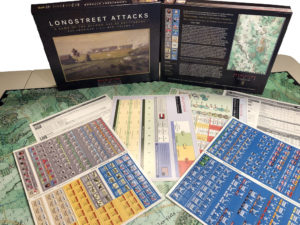 "A Player's Guide To ""Longstreet Attacks"""