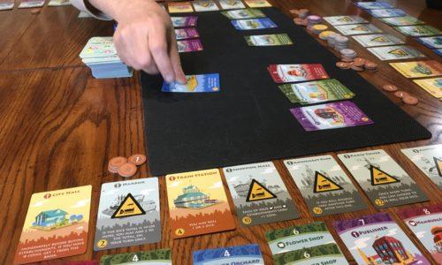 Machi Koro - Mid-Game 2
